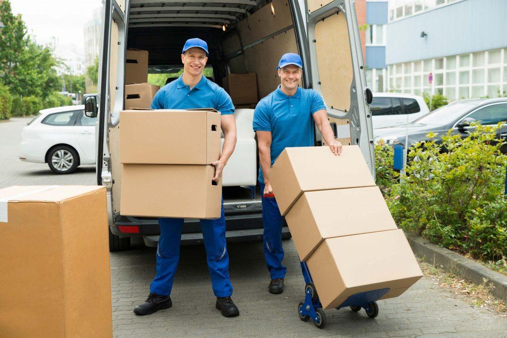 Household Goods Tracking