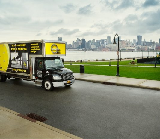 MovingTruck - New York City