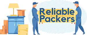 The Reliable Packers Logo - The Moving Blog For Industry Pros