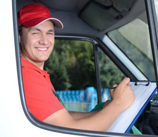 Moving Delivery Person With PM Checklist